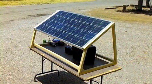 a solar generator